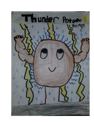 Thunder Potatoby Alex T.