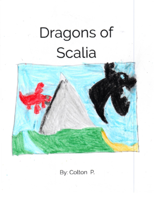Dragons of Scailiaby Colton P.