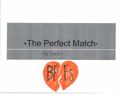 The Perfect Matchby Dani J.