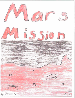 Mars Missionby Deacon S.