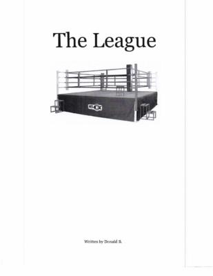 The Leagueby Donald B.