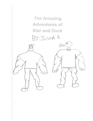 The Amazing Adventure of Star and Duckby Joseph J.