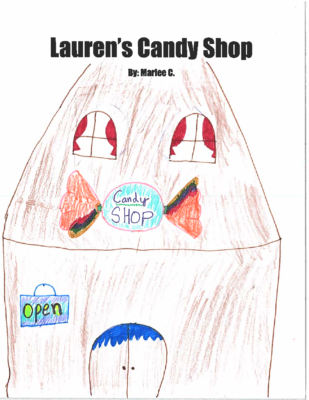 Lauren's Candy Shopby Marlee C.