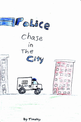 Police Chase in the Cityby Timothy G.