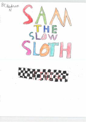 Sam the Slow Slothby Hudson N.
