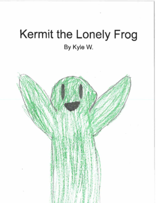 Kermit the Lonely Frogby Kyle W.