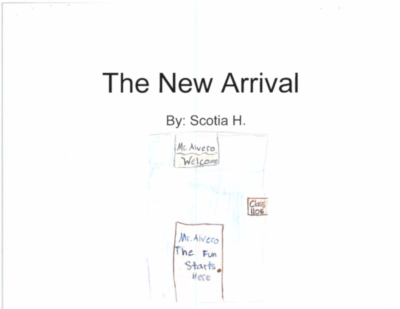 The New Arrivalby Scotia H.