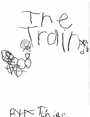 The Trainby Archie S.