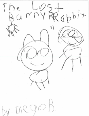 The Lost Bunny Rabbitby Diego B.