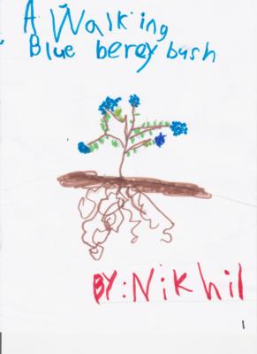 A Walking Blueberry Bushby Nikhil B.