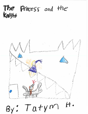 The Princess and the Knightby Tatym H.