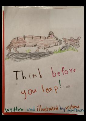 Think Before You Leapby Vishnu A.