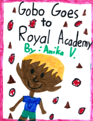 Gobo Goes to Royal Academy by Anika V.