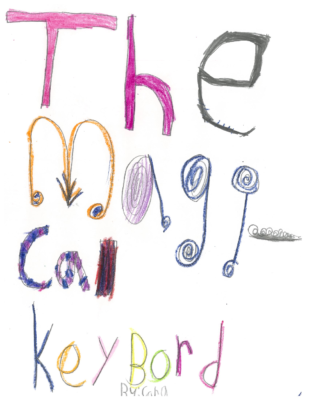 The Magical Keyboard by Cora M.