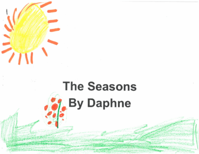 The Seasons by Daphne W.