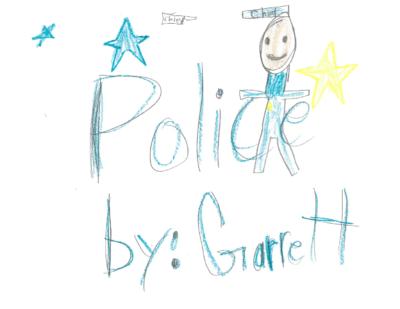 Police by Garrett W.