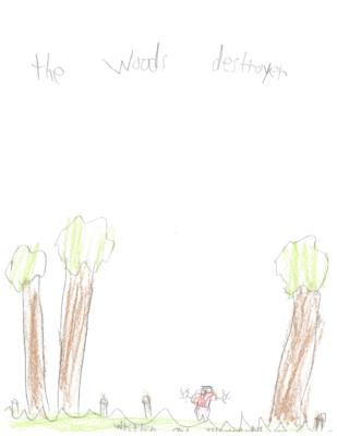 The Woods Destroyer by Indigo S.