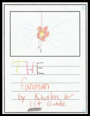 The Fan Man by Khalen W.