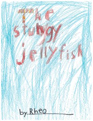 The Stungy Jellyfish by Rheo Z.