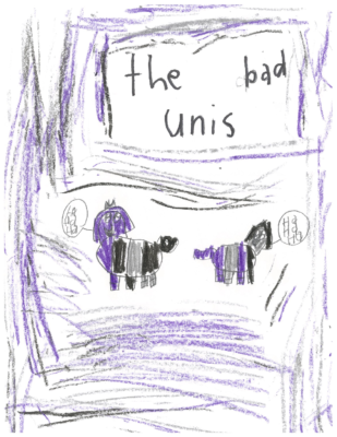 The Bad Unis by Sofia H. D.
