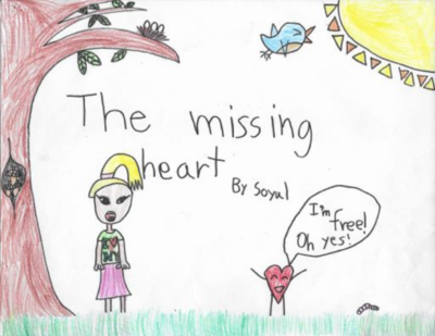The Missing Heart  by Soyul L.