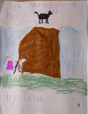 How Murphy Got a Home by Talia M.