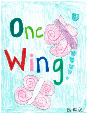 One Wing by Ellie F.