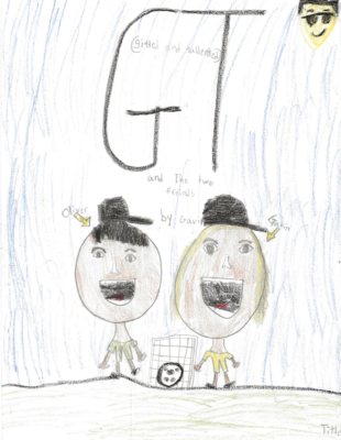 GT and the Two Friends by Gavin S.