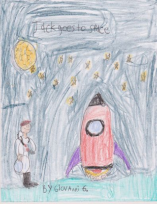 Jack Goes to Space  by Giovanni G.-S.