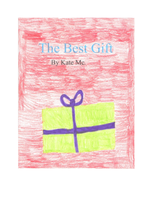 The Best Gift by Kate Mc.