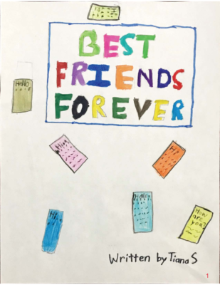 Best Friends Forever by Tiana S.