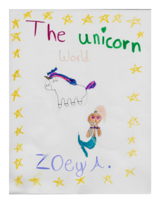 The Unicorn World by Zoey A.