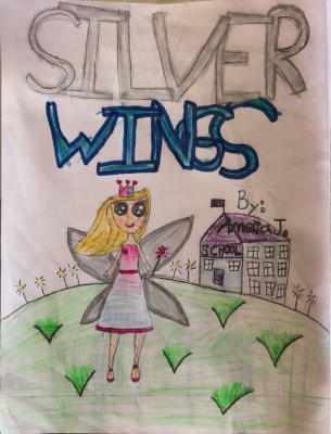 Silver Wings by Amelia J.