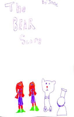 The Bear Scare by Jane B.