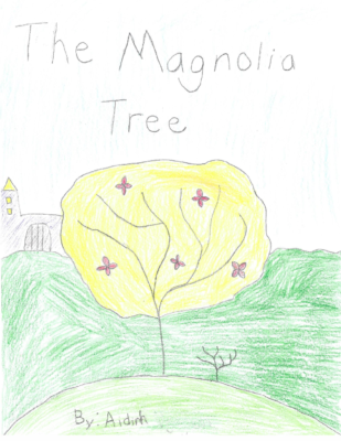 The Magnolia Tree by Aidinh N.