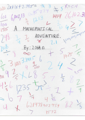A Mathematical Adventure by Zoha O.