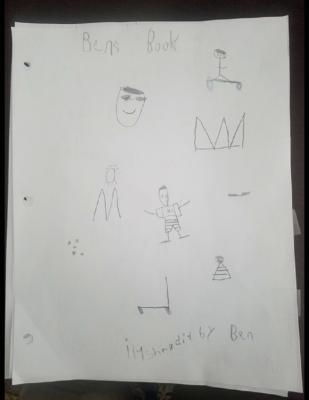 Ben's Book  by Ben S.