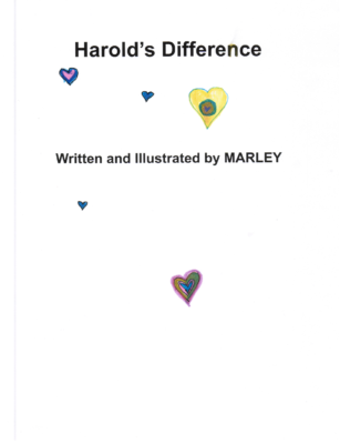 Harold's Difference by Marley E.