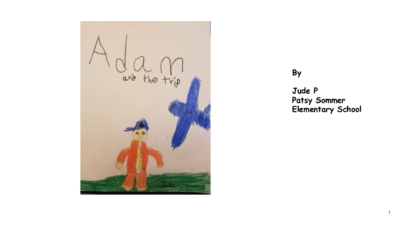 Adam and the Trip by Jude P.