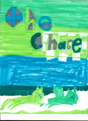 The Chase by Lily S.