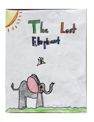 The Lost Elephant by Shamailah S.