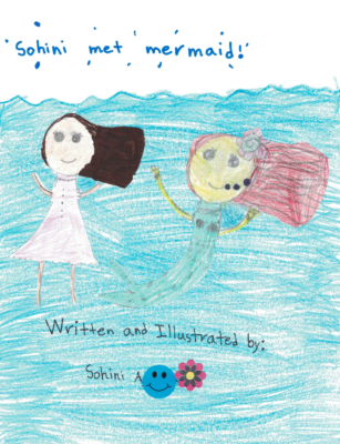 Sohini Met Mermaid  by Sohini A.
