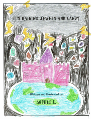 It's Raining Jewels and Candy by Sophie L.