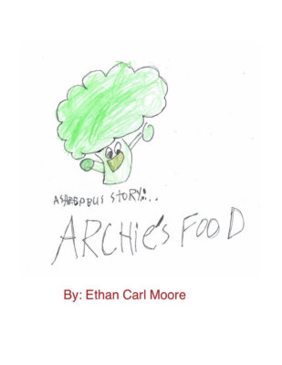 A Sheep Bus Story: Archie's Food by Ethan Carl M.