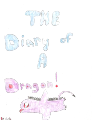 The Diary of a Dragon by Julia T.