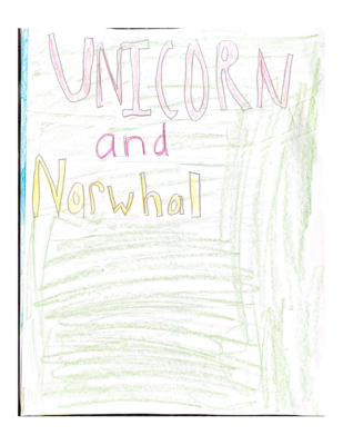 Unicorn and Narwhal by Kinley M.