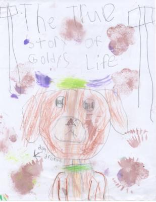 The True Story of Goldys Life by Nikolaos S.