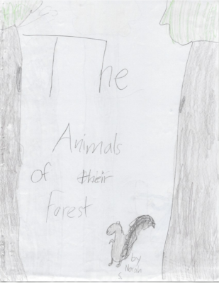 The Animals of Their Forest  by Norah S.