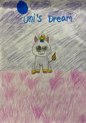 Uni's Dream by Saanvi V.