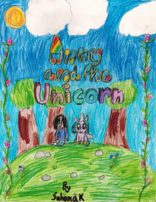 Anny and the Unicorn by Sahana K.